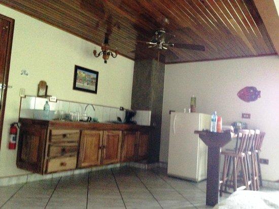 Hotel Costa Verde: Kitchen Area