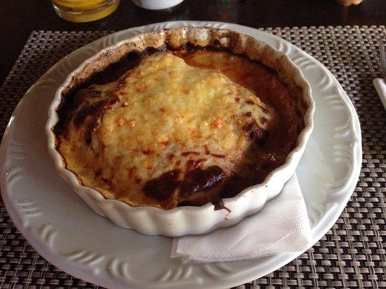Restaurante Villa Verde : Lasanha, uhummmm!!!!!!