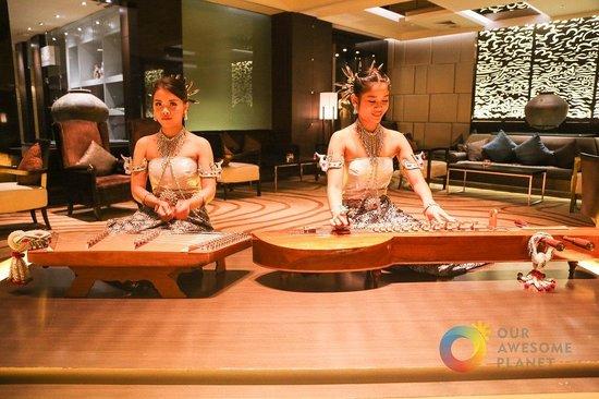Amari Watergate Bangkok: Thai Musicians