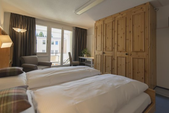 Spengler Hostel: Doppelzimmer