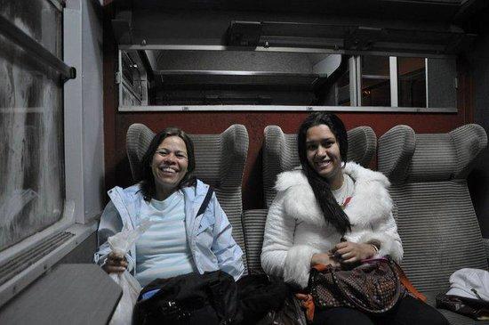 Marrakesh Express: Pra la de Marrakesh