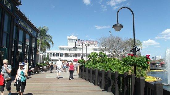 Disney Springs : Grab House