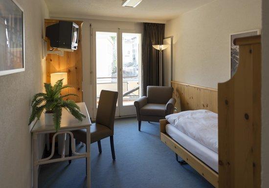 Spengler Hostel: Einzelzimmer