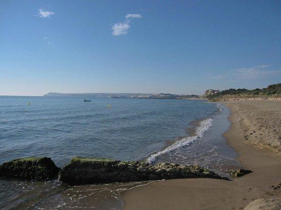 Hotel Riomar: Beach