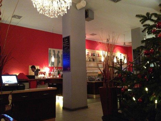 Forsters: Внутри ресторана