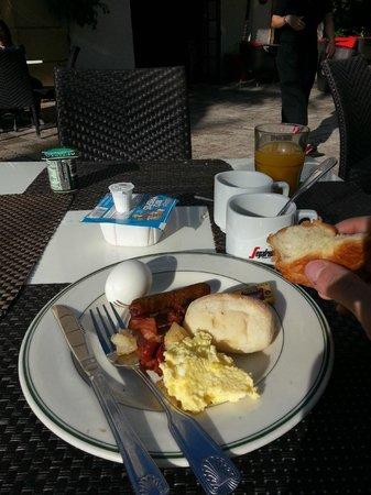 Hotel Ocean: colazione
