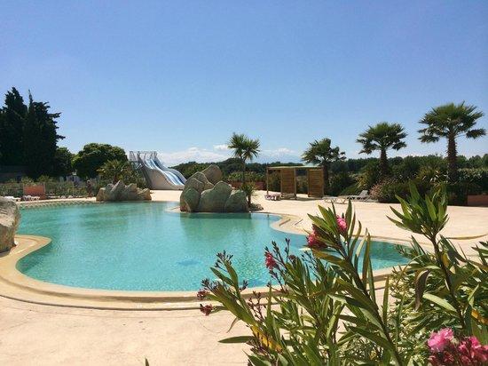 Le Mediterranee Argeles : Parc Aquatique