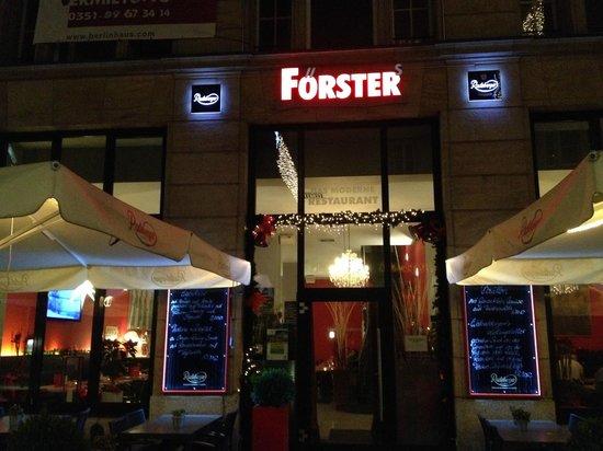 Forsters: Вечером