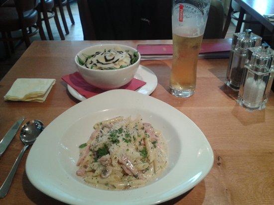Dodds Restaurant: Penne Pasta
