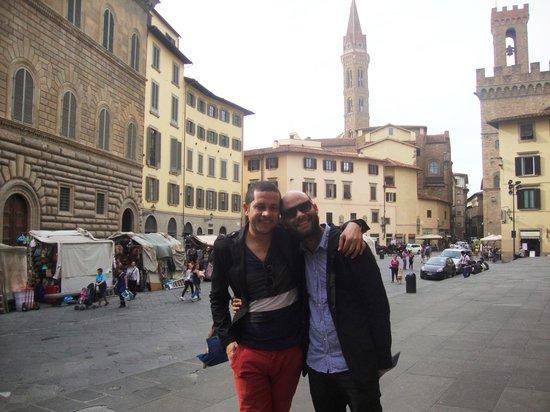 Hotel City : Ruas de Firenze
