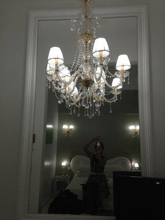 Athens Diamond Plus: Detalhes da decoração do quarto