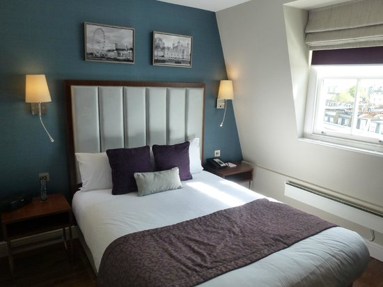 The Belgrave: Comfortable rooms
