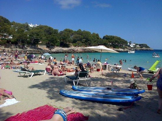 SENTIDO Tucan: beach