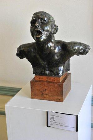 Musée Rodin : крик