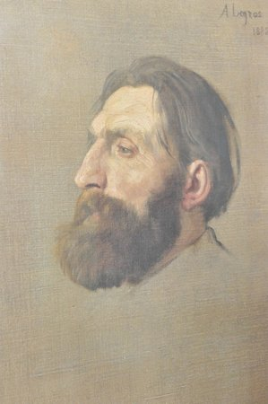 Musée Rodin : портрет