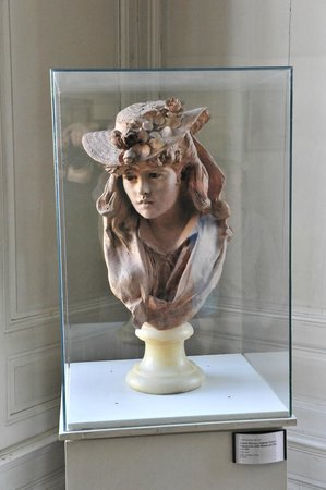 Musée Rodin : каменный барельеф