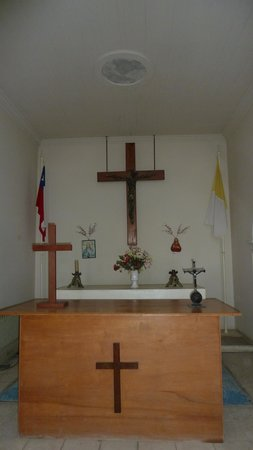Iglesia de Sewell