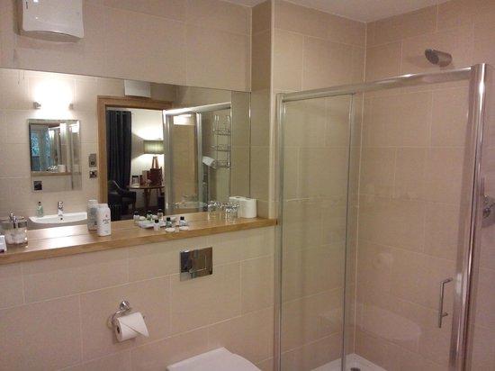 Craigmhor Lodge & Courtyard: bathroom