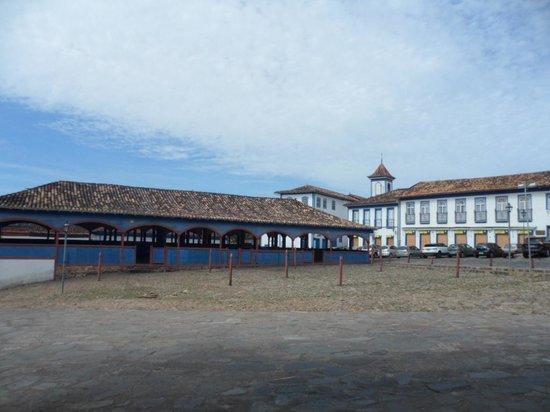 Hotel Montanhas de Minas: Mercado Velho