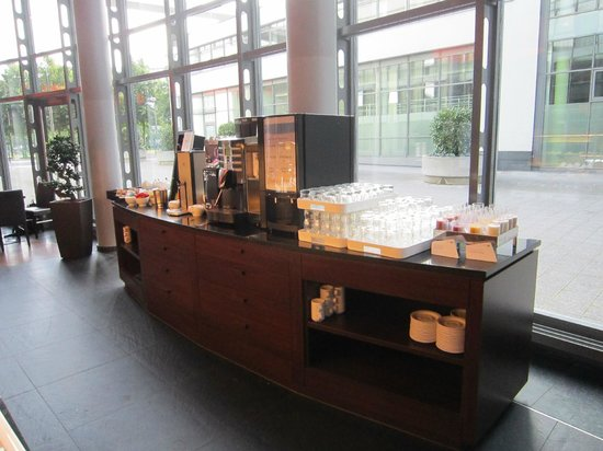 NH Düsseldorf City: Getränke