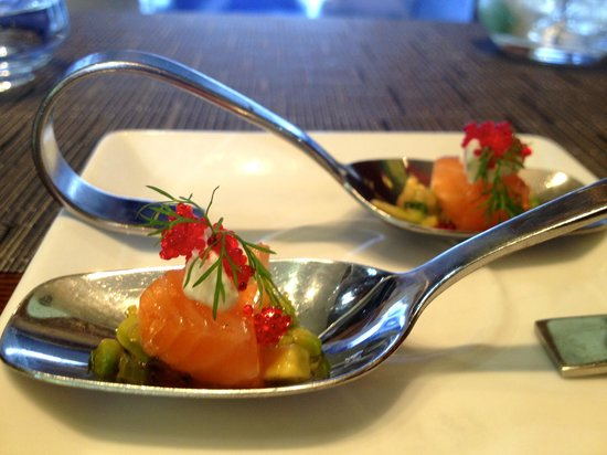 Wildflower Grill: The Amuse Bouche of the evening