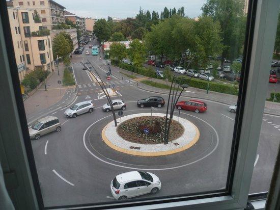 Apogia Sirio Venice: vue sur la rue devant l'hôtel