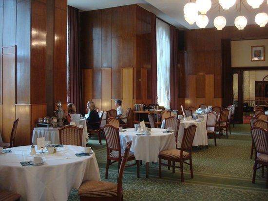 Danubius Hotel Gellert : la sala da pranzo