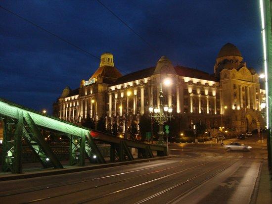 Danubius Hotel Gellert : gellert