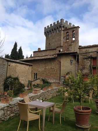 Il Castello di Gargonza: Castello di Gargonza