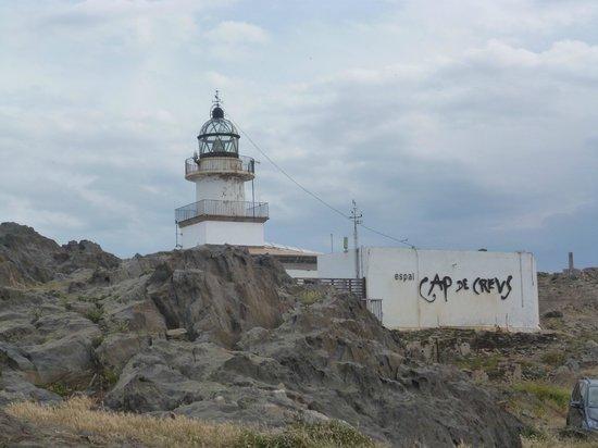 Camping Castell Mar: a voir LE CAP DE CREUS après cadaquès
