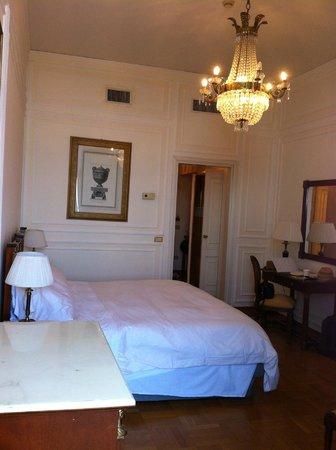 Grand Hotel Parker's : Notre chambre