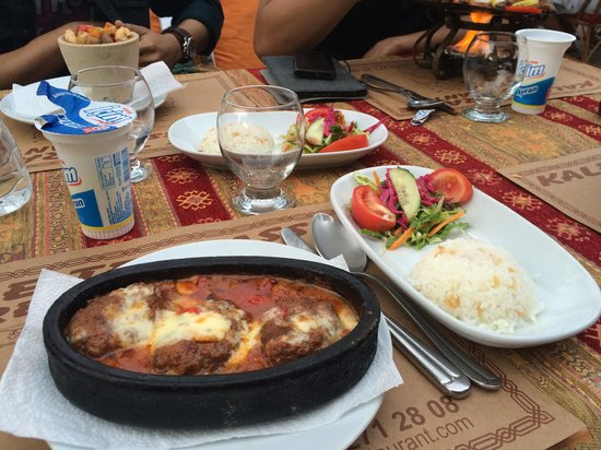 Kale Terrasse Restaurant: meatball