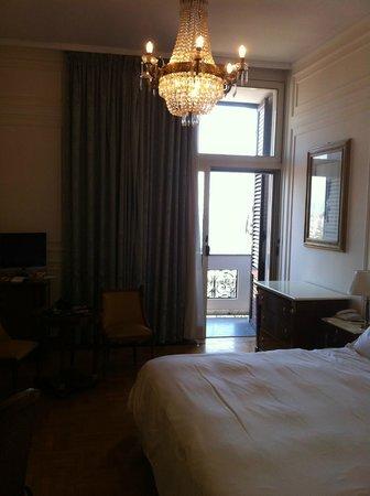 Grand Hotel Parker's: Notre chambre
