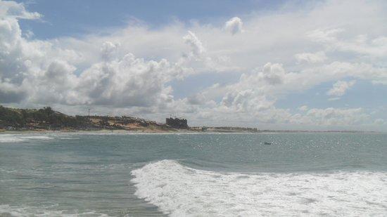 Praia da Lagoinha : verdes mares