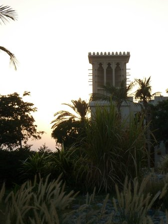 Hilton Al Hamra Beach & Golf Resort: Hotelanlage
