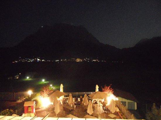 Hotel Hubertushof: Di notte....