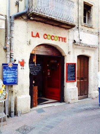 La Cocotte: Allez y