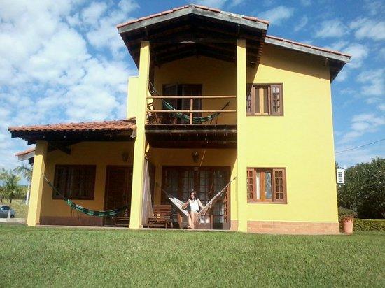 Santa Clara Eco Resort : Chalé