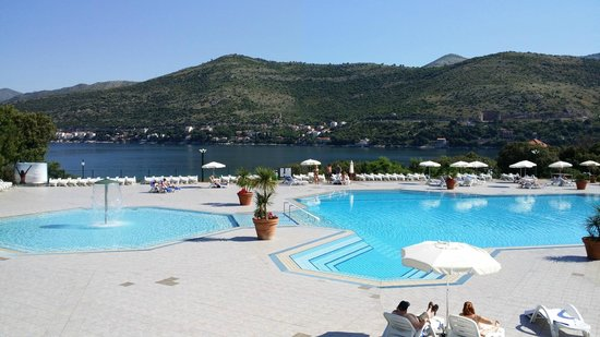 Valamar Club Dubrovnik: piscine