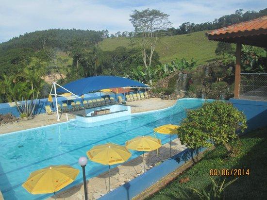 Aizen Hotel : Piscina água fria