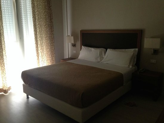 Hotel San Marco: Chambre familiale - coin parents