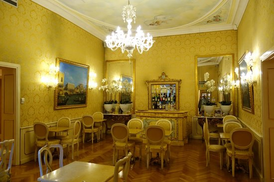 Hotel Antico Doge : Salle à Manger