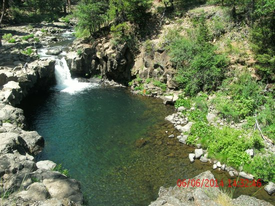 McCloud Outdoors : lower falls