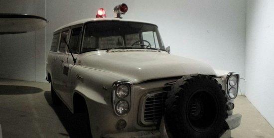Western Development Museum: Ambulance