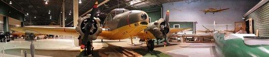 Western Development Museum: Plane