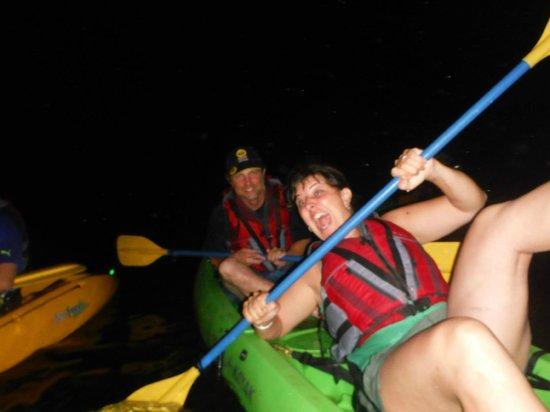 Yokahu Kayak Trips, Inc. : Biobay June 2014