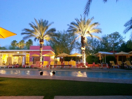 The Saguaro, a Joie de Vivre Hotel: Pool