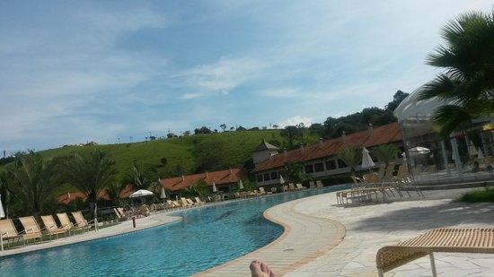 Villa di Mantova Resort Hotel: Piscina