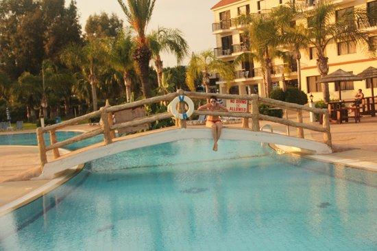Anmaria Hotel: Swimming pool