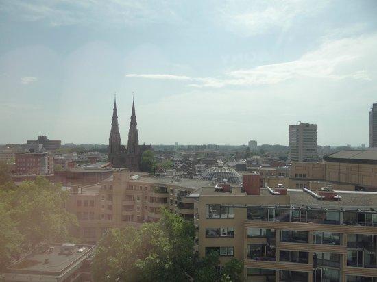 Pullman Eindhoven Cocagne: le centre